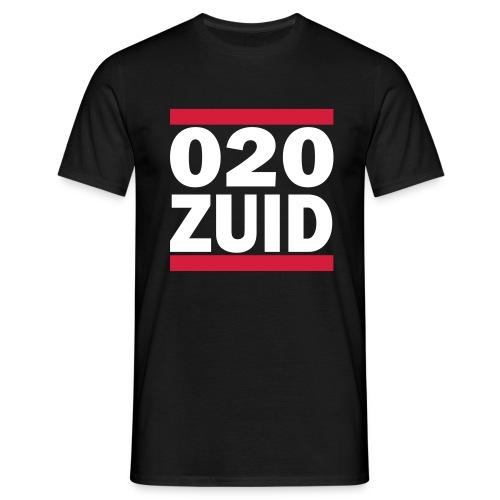 Zuid - 020 - Mannen T-shirt