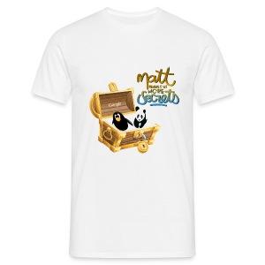 More secrets - T-shirt Homme