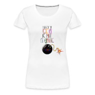 Tee shirts ~ T-shirt Premium Femme ~ SEO is not a game