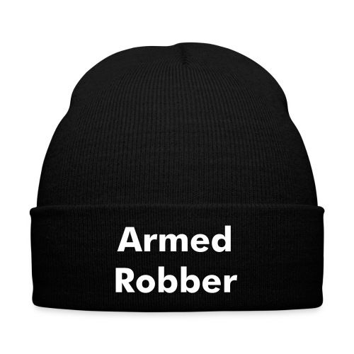 Armed Robber Hat - Winter Hat