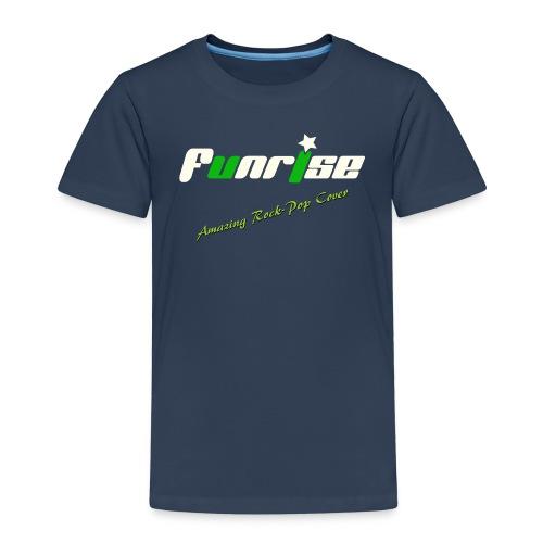 Fan-Shirt Kinder - Druck vorne - Amazing Rock & Pop Cover - Kinder Premium T-Shirt