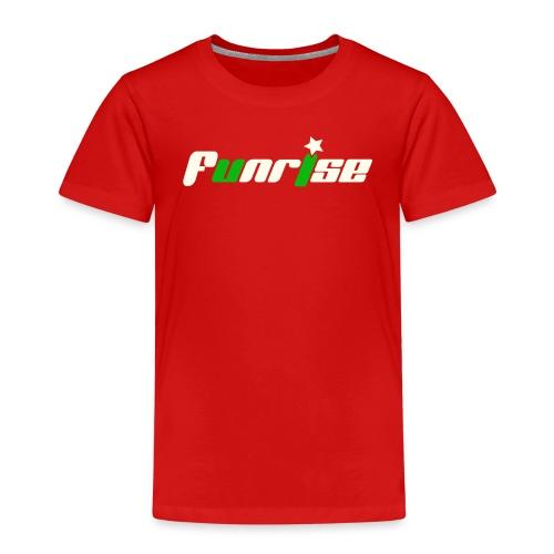 Fan-Shirt Kinder- Druck vorne - Kinder Premium T-Shirt