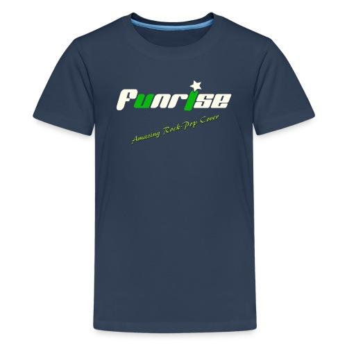 Fan-Shirt Teenager - Druck vorne - Amazing Rock & Pop Cover - Teenager Premium T-Shirt