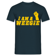 T-Shirts ~ Men's T-Shirt ~ I AM A Weegie