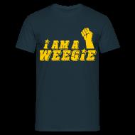 T-Shirts ~ Men's T-Shirt ~ I AM A Weegie