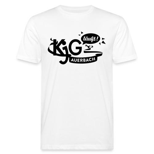 KjG läuft T-Shirt for Boys - Männer Bio-T-Shirt