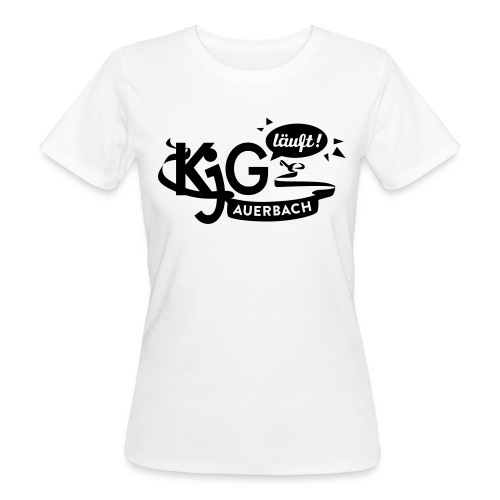 KjG läuft T-Shirt for Girls - Frauen Bio-T-Shirt