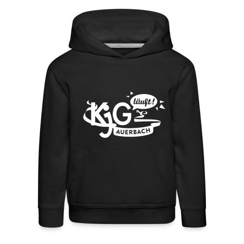KjG läuft Hoodie for Kids - Kinder Premium Hoodie