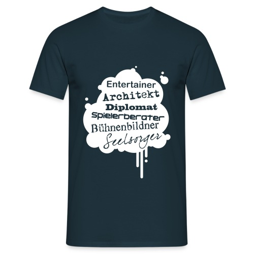 Herren-T-Shirt Motiv Architekt - Männer T-Shirt