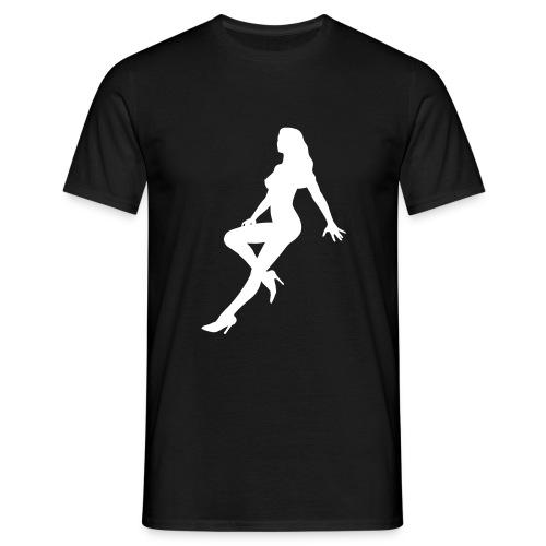 Chick3 - Men's T-Shirt