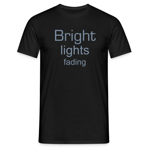bright - Mannen T-shirt