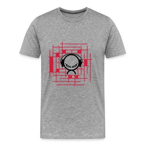 DEEJAY - Maglietta Premium da uomo