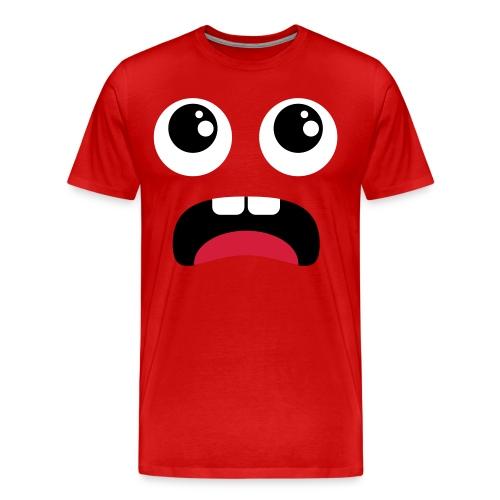 Cool Red - Maglietta Premium da uomo