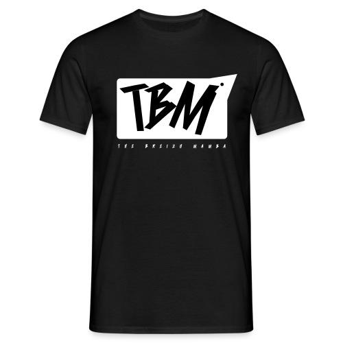 TBM InBox Black - T-shirt Homme
