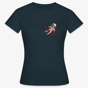 Women's T-Shirt - Superior quality tee shirt with the From Dusk 'til Dawn Voodoo Doll logo