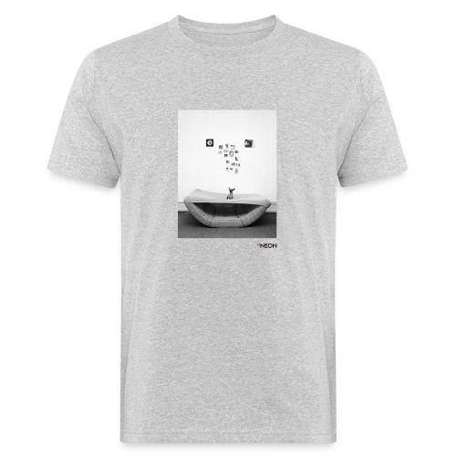 Wie man sich bettet - Männer Bio-T-Shirt