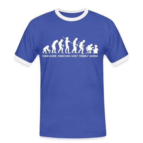 Cave Men - Men's Ringer Shirt