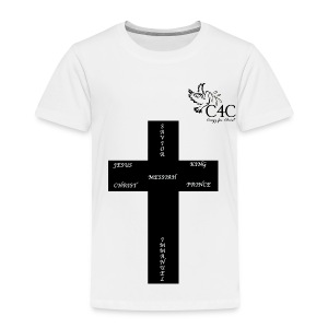 Meaning of the Cross - Kinder Premium T-Shirt