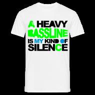 Camisetas ~ Camiseta hombre ~ A heavy Bassline