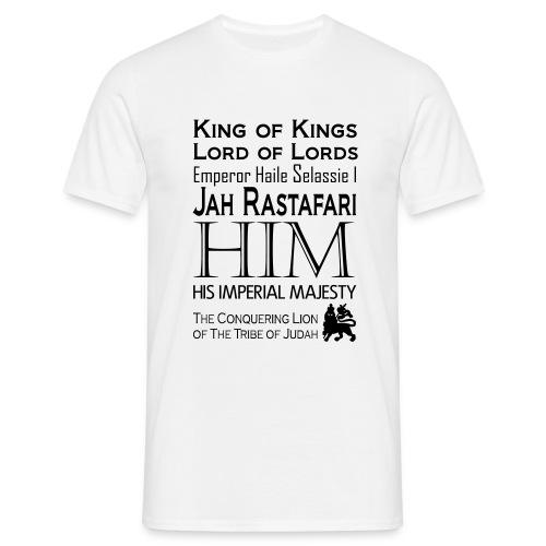 Him - Camiseta hombre