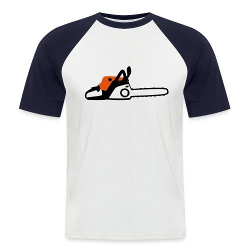 Arborist, Chainsaw Shirt - for Tree Surgeon / Tree Surgery - Men's Baseball T-Shirt