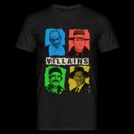 Magliette ~ Maglietta da uomo ~ Villains - Bud & Terence Style Collection