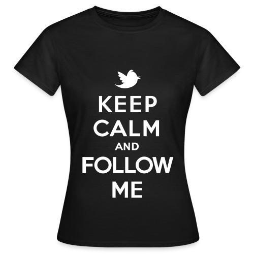 T-shirt Tweeter Femme - T-shirt Femme