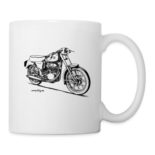Mug Terrot Rallye  - Mug blanc