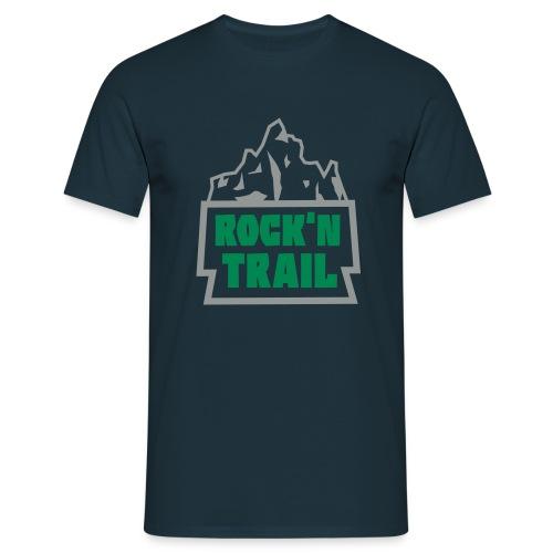T-Shirt Rockntrail Man - Männer T-Shirt
