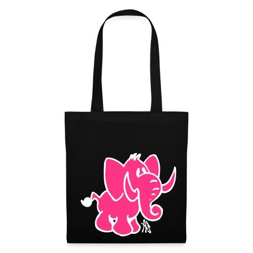 Sac Eléphant - Tote Bag