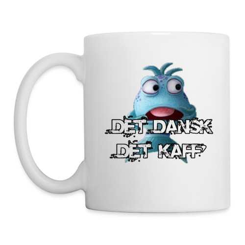 Fizken Kaffekop - Kop/krus