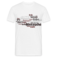 T-Shirts ~ Männer T-Shirt ~ Friedrich Nietzsche: Also sprach Zarathustra - T-Shirt