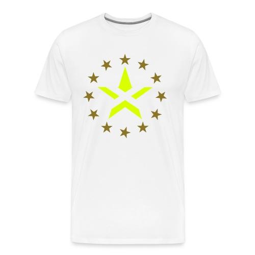 WalkOfFame - Mannen Premium T-shirt
