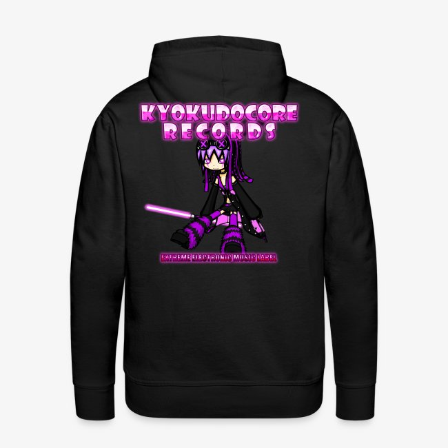 KyokudoCore Records Hoodie