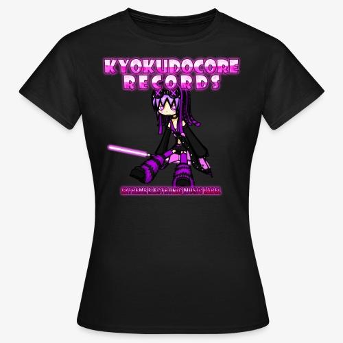 KyokudoCore Records Women's T-Shirt - Women's T-Shirt