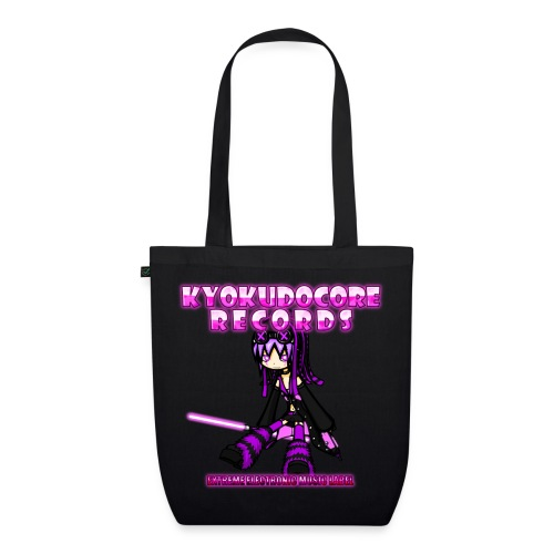 KyokudoCore Records Tote Bag - EarthPositive Tote Bag