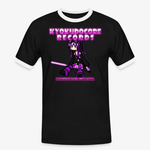 KyokudoCore Records Ringer's T-Shirt - Men's Ringer Shirt