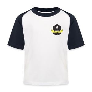 Baseball-T-skjorte for barn