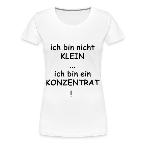 T-Shirt Frauen Special Monique - Frauen Premium T-Shirt