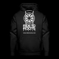 Sudaderas ~ Sudadera con capucha premium para hombre ~ R2R hoodie