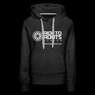 Sudaderas ~ Sudadera con capucha premium para mujer ~ R2R hoodie girl