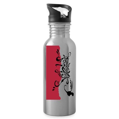 Schlof-Theke - Trinkflasche