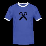 T-Shirts ~ Männer Kontrast-T-Shirt ~ Artikelnummer 25535071