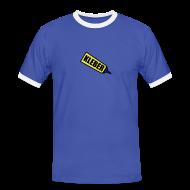 T-Shirts ~ Männer Kontrast-T-Shirt ~ Artikelnummer 25535070