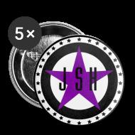 Buttons ~ Buttons small 25 mm ~ JSH Button Set S Logo #13-pb