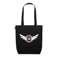 Bags & Backpacks ~ EarthPositive Tote Bag ~ JSH Logo #10-w