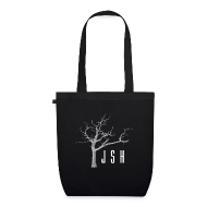 Bags & Backpacks ~ EarthPositive Tote Bag ~ JSH Logo #9-w