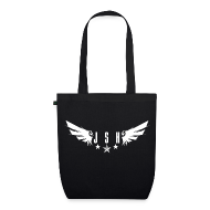Bags & Backpacks ~ EarthPositive Tote Bag ~ JSH Logo #1-w