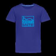T-Shirts ~ Kinder Premium T-Shirt ~ Moritzbastei-Logo / Special Edition