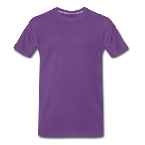 plain....make me happy! - Men's Premium T-Shirt